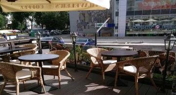 «Traveler's Coffee г. Ульяновск» - Галерея   TERRADECK